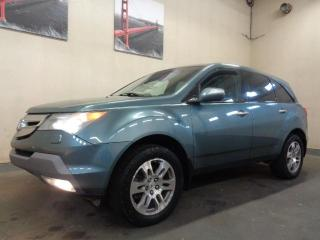 Used 2008 Acura MDX 4WD 4dr Tech Pkg for sale in Edmonton, AB