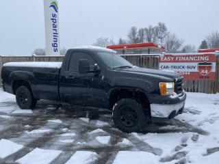 Used 2010 GMC Sierra 1500 Work Truck 2WD for sale in Brantford, ON