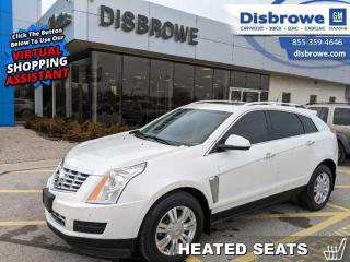 Used 2014 Cadillac SRX Luxury for sale in St. Thomas, ON