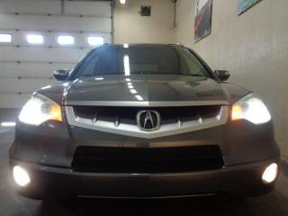 Used 2009 Acura RDX AWD 4dr for sale in Edmonton, AB