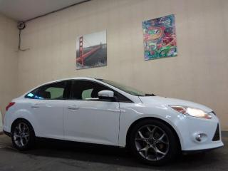 Used 2014 Ford Focus 4DR SDN SE for sale in Edmonton, AB