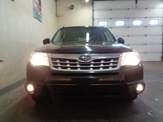 Used 2011 Subaru Forester 5dr Wgn Auto 2.5X Limited for sale in Edmonton, AB