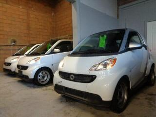 Used 2014 Smart fortwo 2DR CPE for sale in Edmonton, AB