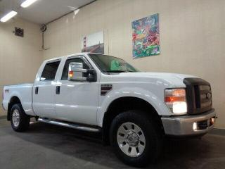 Used 2008 Ford F-250 Super Duty 4WD CREW CAB for sale in Edmonton, AB