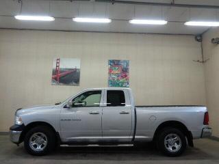 Used 2012 RAM 1500 4WD QUAD CAB 140.5