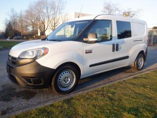 Used 2015 RAM ProMaster City Tradesman Cargo Van with Bulkhead Divider for sale in Burnaby, BC