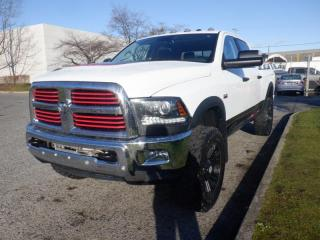 Used 2016 RAM 2500 Power Wagon Crew Cab SWB 4WD for sale in Burnaby, BC