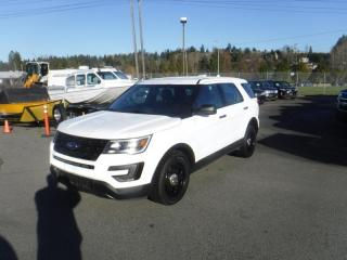Used 2016 Ford Explorer EX Police Interceptor 4WD for sale in Burnaby, BC