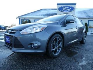 Used 2013 Ford Focus SE | Heated Seats | Leather | Sunroof for sale in Essex, ON