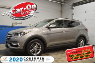 Used 2018 Hyundai Santa Fe Sport SE AWD | LEATHER | PANO ROOF for sale in Ottawa, ON