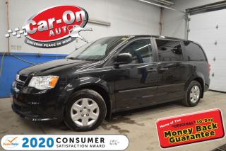 Used 2013 Dodge Grand Caravan SE/SXT LOW KMS for sale in Ottawa, ON