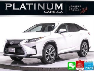 Used 2018 Lexus RX 350 L 6 PASS, NAV CAM, LUXURY PKG, HEATED, VENTED, BT for sale in Toronto, ON