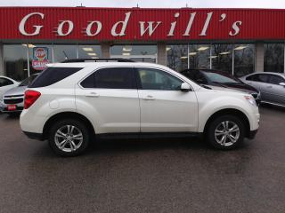 Used 2013 Chevrolet Equinox LT! HEATED SEATS! REMOTE START! BT! CAMERA! for sale in Aylmer, ON