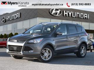 Used 2014 Ford Escape TITANIUM  - $117 B/W for sale in Kanata, ON