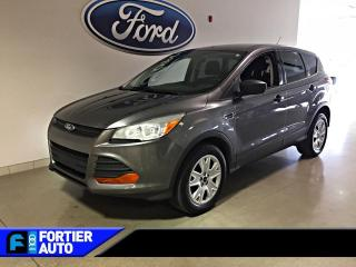 Used 2013 Ford Escape 4 portes S, Traction avant for sale in Montréal, QC