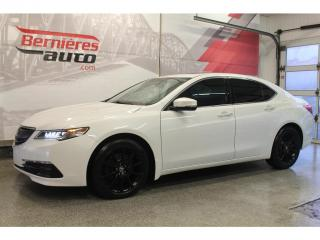Used 2015 Acura TLX TECH V6 3.5 SH-AWD for sale in Lévis, QC