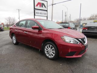 Used 2019 Nissan Sentra SV TOIT CAMERA MAGS AUTO A/C SIEGES CHAUFFANTS for sale in St-Eustache, QC