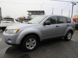 Used 2007 Mitsubishi Outlander 3.0L V6 AUTOMATIQUE A/C MAGS CRUISE for sale in St-Eustache, QC