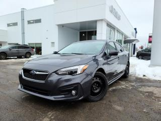 Used 2018 Subaru Impreza 2.0i Sport 4p for sale in Gatineau, QC