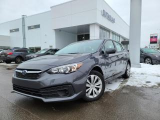 Used 2020 Subaru Impreza Commodité 5P for sale in Gatineau, QC