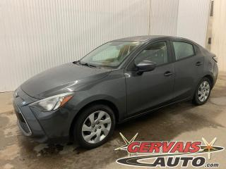 Used 2016 Toyota Yaris Sedan Automatique A/C Bluetooth for sale in Trois-Rivières, QC