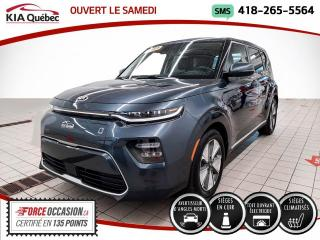 Used 2021 Kia Soul EV LIMITED* GPS* CUIR* SPECIAL DEMO* for sale in Québec, QC