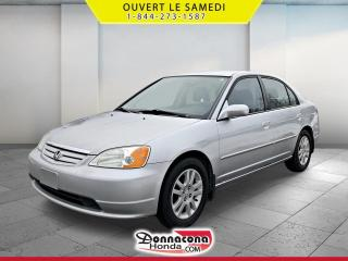 Used 2003 Honda Civic LX  *TRES PROPRE*