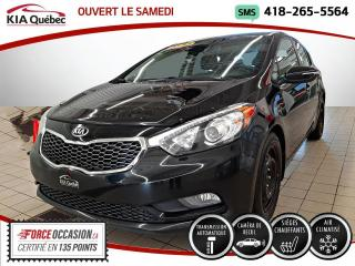 Used 2015 Kia Forte5 EX* AT* CAMERA* A/C* SIEGES CHAUFFANTS* for sale in Québec, QC