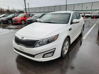 Used 2015 Kia Optima LX* AT* SIEGES CHAUFFANTS* BLUETOOTH* for sale in Québec, QC