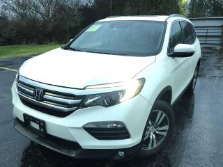Used 2017 Honda Pilot EX-L AWD for sale in Cayuga, ON