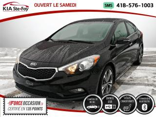 Used 2016 Kia Forte EX* SIEGES CHAUFFANTS* CAMERA DE RECUL* for sale in Québec, QC