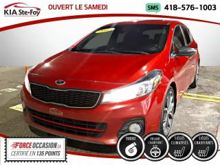 Used 2017 Kia Forte SX* SIEGES CHAUFFANTS* VOLANT CHAUFFANT* for sale in Québec, QC