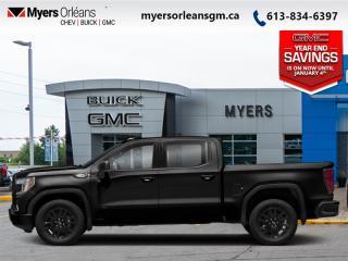 New 2021 GMC Sierra 1500 Elevation  - SiriusXM for sale in Orleans, ON