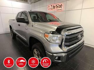 Used 2014 Toyota Tundra TRD - DOUBLE CAB - 4X4 for sale in Québec, QC