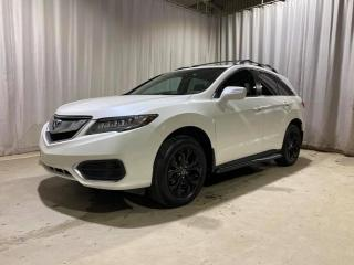 Used 2017 Acura RDX Traction intégrale groupe tech KIT CARBO for sale in Sherbrooke, QC