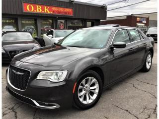 Used 2018 Chrysler 300 Touring NAVIGATION-CAM RECUL-TOIT PANO-BLUETOOTH for sale in Laval, QC