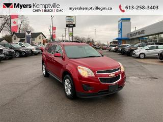 Used 2015 Chevrolet Equinox LT  - Bluetooth -  Heated Seats for sale in Kemptville, ON