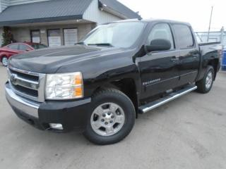 Used 2007 Chevrolet Silverado 1500 4 RM, Cabine multiplaces 143,5 po, LT for sale in Mirabel, QC
