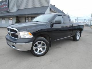 Used 2013 RAM 1500 Cabine quad 4RM, 140,5 po SLT for sale in Mirabel, QC
