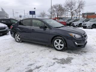 Used 2015 Subaru Impreza Berline 4 portes CVT 2,0i avec groupe sp for sale in Trois-Rivières, QC