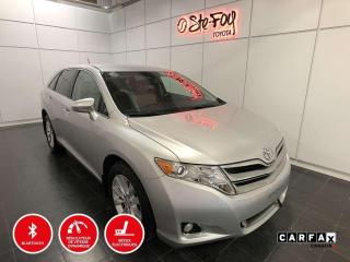Used 2013 Toyota Venza AWD - SIÈGES ÉLECTRIQUES - BLUETOOTH for sale in Québec, QC