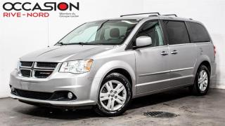 Used 2013 Dodge Grand Caravan CREW STOW.N.GO+MAGS for sale in Boisbriand, QC