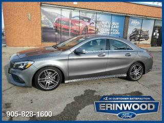 Used 2018 Mercedes-Benz CLA-Class 250 CLA 250 for sale in Mississauga, ON
