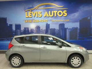 Used 2015 Nissan Versa Note 87900 KM MANUEL AIR CLIMATISE BLUETOOTH for sale in Lévis, QC