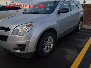 Used 2013 Chevrolet Equinox LS for sale in Grand Falls-Windsor, NL