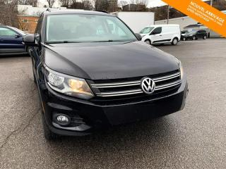 Used 2017 Volkswagen Tiguan 4MOTION Wolfsburg Edition + Toit + Keyless for sale in Québec, QC