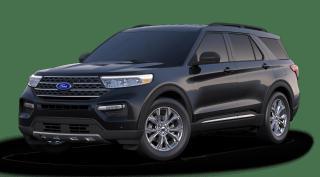 New 2021 Ford Explorer XLT for sale in Mississauga, ON
