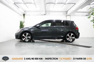 Used 2015 Volkswagen Golf GTI DSG Autobahn + Toit + Tissus Clack + GPS for sale in Québec, QC