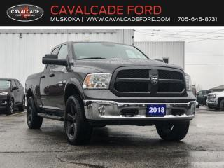 Used 2018 RAM 1500 OUTDOORSMAN for sale in Bracebridge, ON