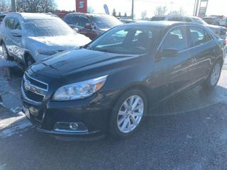 Used 2013 Chevrolet Malibu 2LT for sale in Peterborough, ON